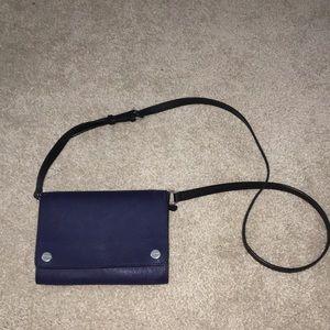 Calvin Klein Navy Blue Handbag